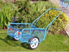 Vozík dvoukolový RAPID 4 nafukovací kola