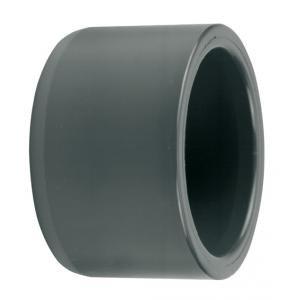 PVC redukce krátká 90x75mm (lep.) - Stavba jezírka,hadice,trubky,fitinky Tvarovky,fitinky Redukce
