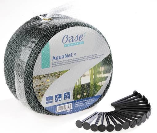Oase AquaNet-krycí síť proti listí (10x6m) - Péče o vodu Podběráky, sítě Sítě krycí