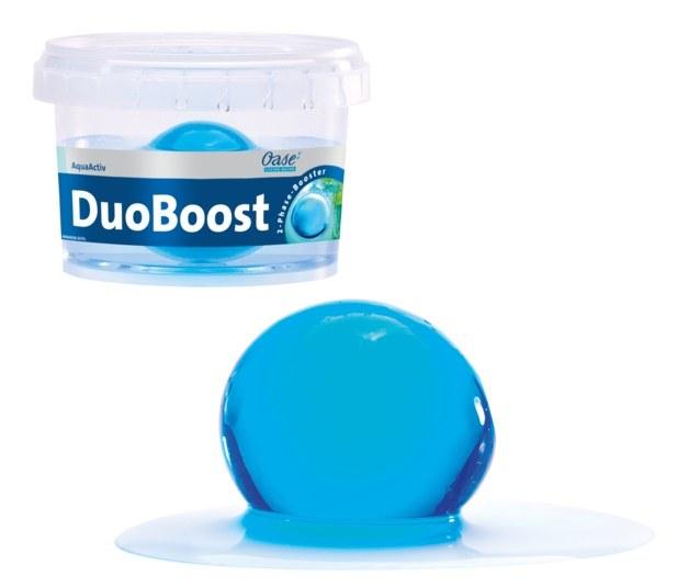 Oase DuoBoost - bakterie pro udržení biologické rovnováhy (250ml/5cm) - Péče o vodu, údržba jezírek Startovací bakterie
