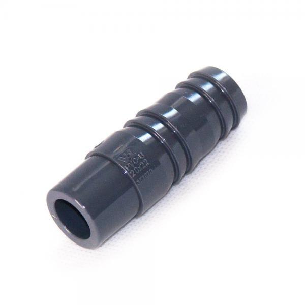 PVC hadicový trn 20x20mm - Stavba jezírka,hadice,trubky,fitinky Tvarovky,fitinky Hadicové trny