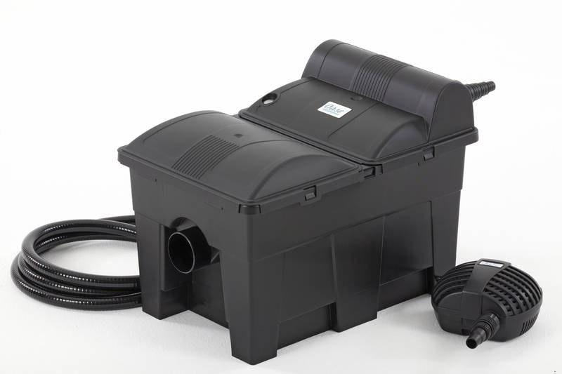 Oase BioSmart Set 14000 (filtrační set na 3,5m3) - Filtry,filtrační sety a filtrační materiály Oase filtry