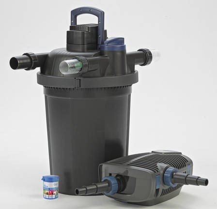 Oase FiltoClear Set 16000 (filtrační set na 4m3) - Filtry,filtrační sety a filtrační materiály Oase filtry