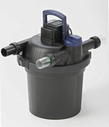 Oase FiltoClear 12000 (tl. filtr+UV na 3m3) - Filtry,filtrační sety a filtrační materiály Oase filtry