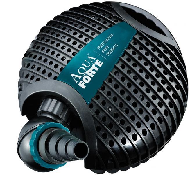 AquaForte O-series 6500 (jezírkové čerpadlo) - Čerpadla, čerpadlové šachty Čerpadla AquaForte, Pontec