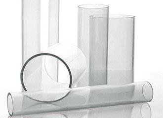 PVC transparentní trubka 40mm/3mm (1bm) - Stavba jezírka,hadice,trubky,fitinky Hadice,trubky