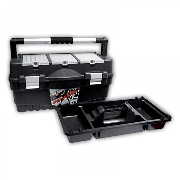 BART-FORMULA 600 S ALU box na nářadí - Nářadí a příslušenství Boxy, kufry, skříňky na nářadí