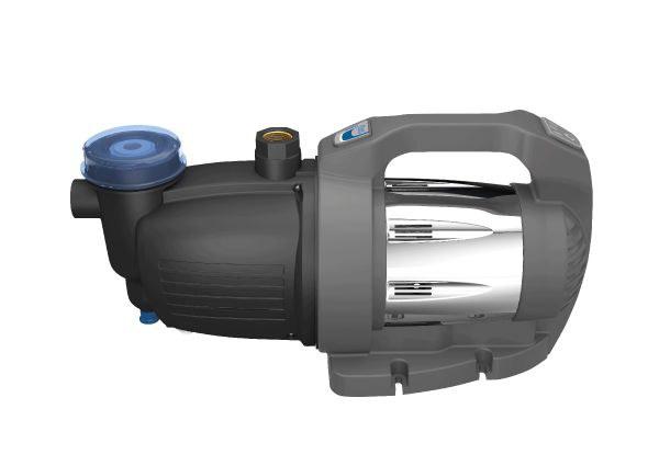 Oase ProMax Garden Automatic 6000/5 (domácí vodní automat) - Čerpadla, čerpadlové šachty Drenážní a užitková čerpadla