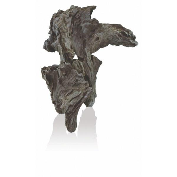Oase biOrb Rockwood šedá ozdoba ve tvaru ptáka - Akvaristika Oase biOrb Terárium Air