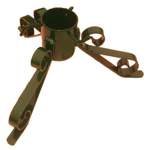 Stojan na vánoční stromek (kovový černý) - Potřeby pro domácnost Doplňky a pomůcky