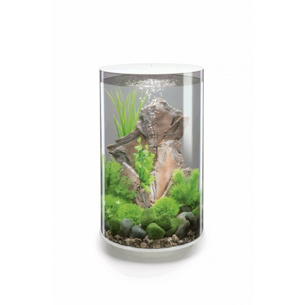 Oase biOrb TUBE 30 LED (akvárium bílé) - Akvaristika Oase biOrb Akvária biOrb biOrb TUBE