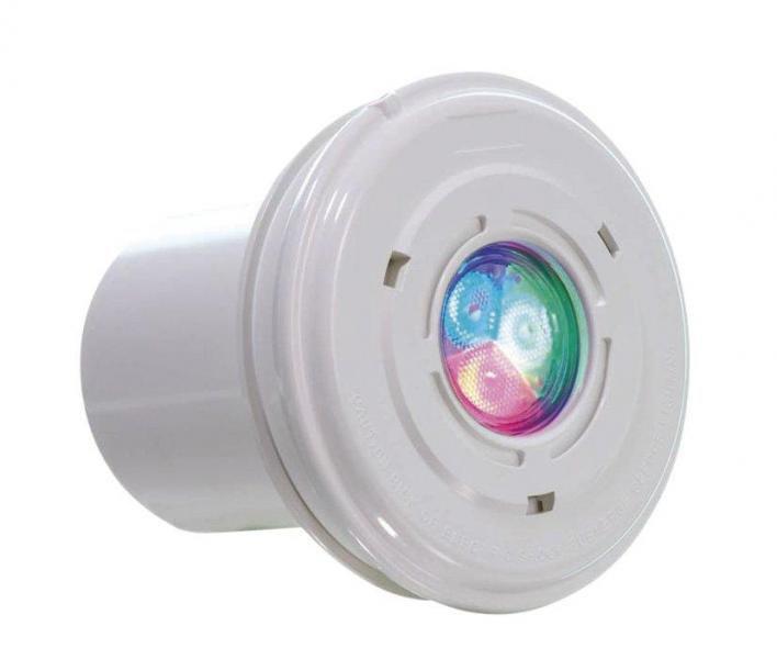 VA LED 15W bazénové podvodní světlo s hrncem a přírubou (pro fólii) - Bazénové příslušenství Bazénové osvětlení