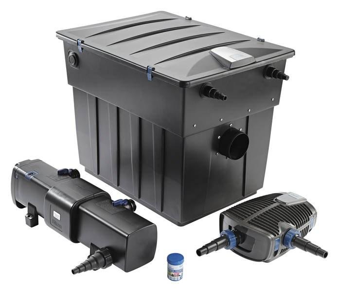 Oase BioTec ScreenMatic2 set 90000 (filtrační set na 22,5m3) - Filtry,filtrační sety a filtrační materiály Oase filtry