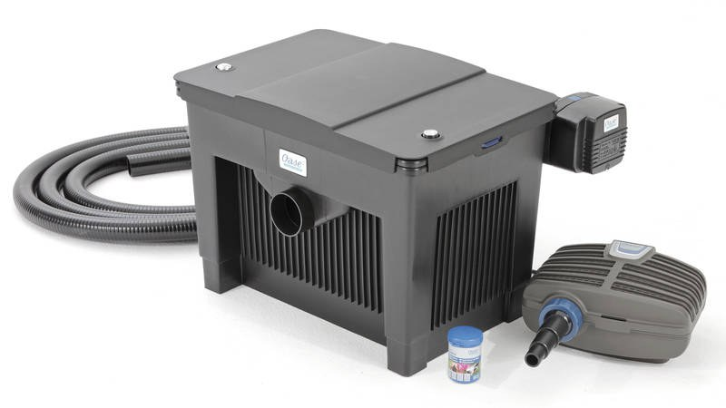 Oase BioSmart set 18000 (filtrační set na 4,5m3) - Filtry,filtrační sety a filtrační materiály Oase filtry