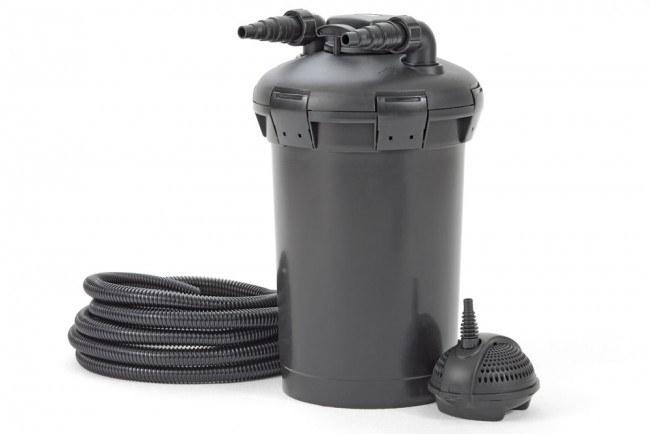 Pontec PondoPress 15000 (filtrační set na 3,5m3) - Filtry,filtrační sety a filtrační materiály Filtrační sestavy