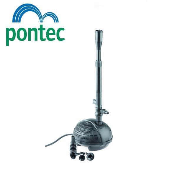 Pontec PondoVario 3500 (fontánové čerpadlo) - Vodní hry a fontány Fontánová a efektová čerpadla