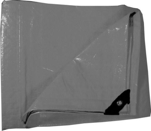 Plachta zakrývací 6x10m - Potřeby na zahradu, nářadí, nádoby Obaly, plachty, folie, pytle