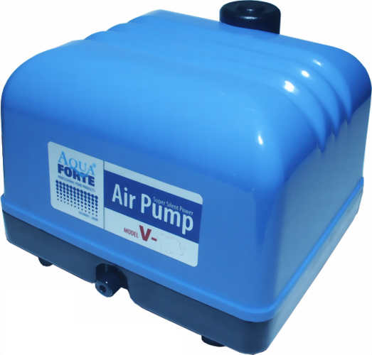 AquaForte/Hailea V-60 (membránový vzduchovací kompresor) - Vzduchování, kompresory Vzduchování,kompresory