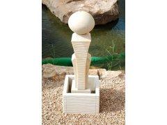 Pískovcová socha FONTÁNA 1.