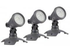 Oase LunAqua 3 LED Set 3 (jezírkové LED osvětlení)