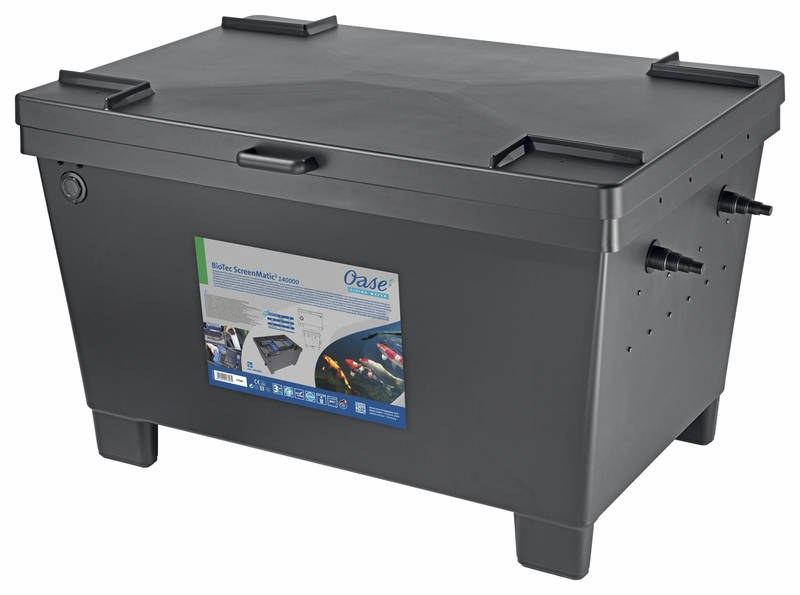 Oase BioTec ScreenMatic2 140000 (průt. filtr na 35m3) - Filtry,filtrační sety a filtrační materiály Oase filtry