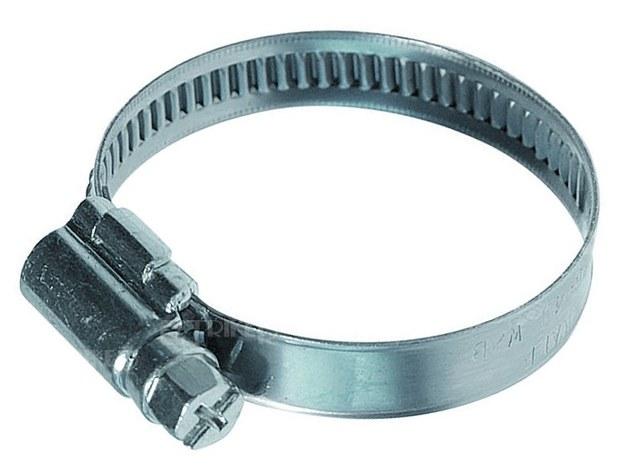Stahovací spona nerez (27-51mm) - Stavba jezírka,hadice,trubky,fitinky Hadicové spojky,spony,příchytky