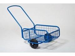 Vozík dvoukolový STANDARD MSG 230 modrý