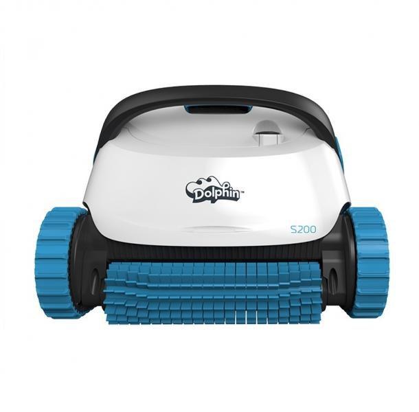 Dolphin S300i (bazénový robotický vysavač) - Bazénové příslušenství, filtry, čerpadla Bazénové vysavače
