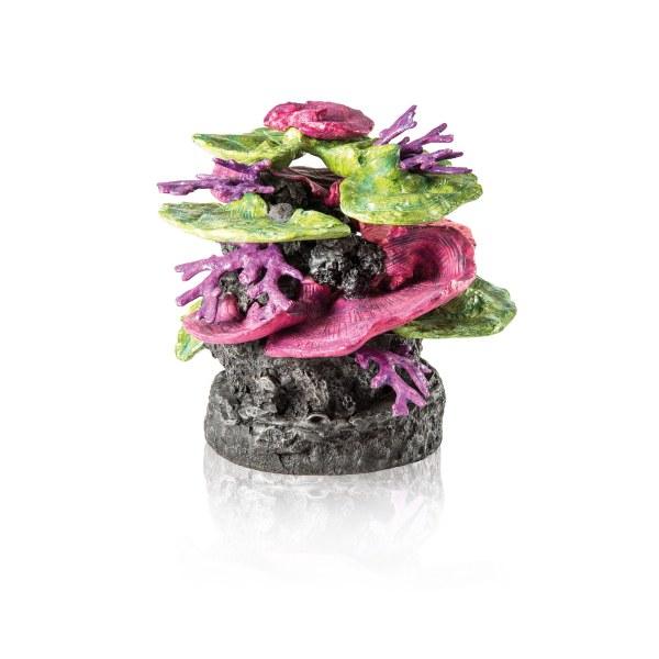 Oase biOrb dekorace korálový útes zeleno-fialový - Akvaristika Oase biOrb Dekorace a příslušenství Ornamenty