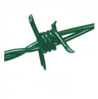 Drát ostnatý PICHLÁČEK Zn+PVC 50m, zelený - Potřeby na zahradu Příslušenství