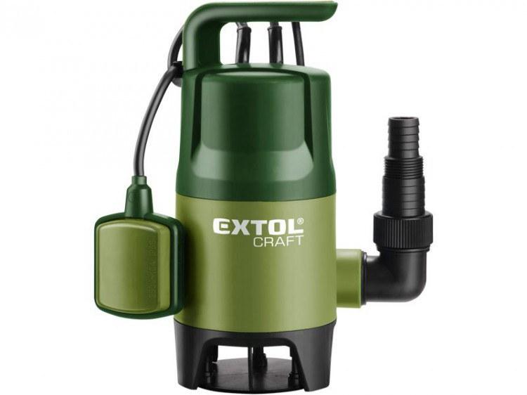 Extol Craft čerpadlo kalové ponorné (400W, 7500 l) - Čerpadla, čerpadlové šachty Drenážní a užitková čerpadla