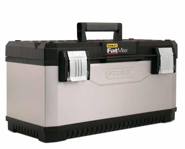 """Stanley FatMax 1-95-615 20"""" kovoplastový - Nářadí a příslušenství Boxy, kufry, skříňky na nářadí"""