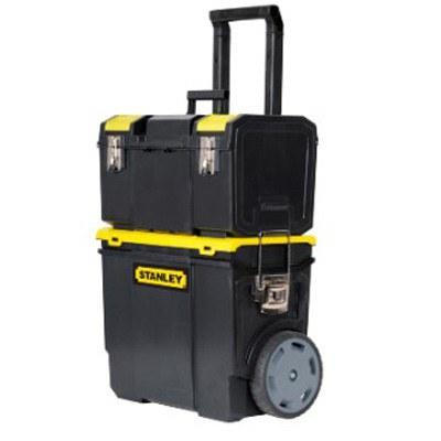 Stanley Workcenter 3v1 1-70-326 box pojízdný plastový - Nářadí a příslušenství Boxy, kufry, skříňky na nářadí