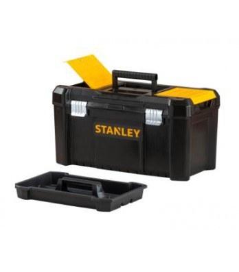 """Stanley box s kovovou přezkou 19"""" - Nářadí a příslušenství Boxy, kufry, skříňky na nářadí"""