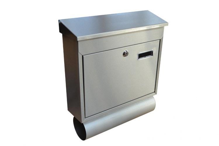 Schránka poštovní RD-7T nerez - Potřeby pro domácnost Schránky, pokladny, skříňky