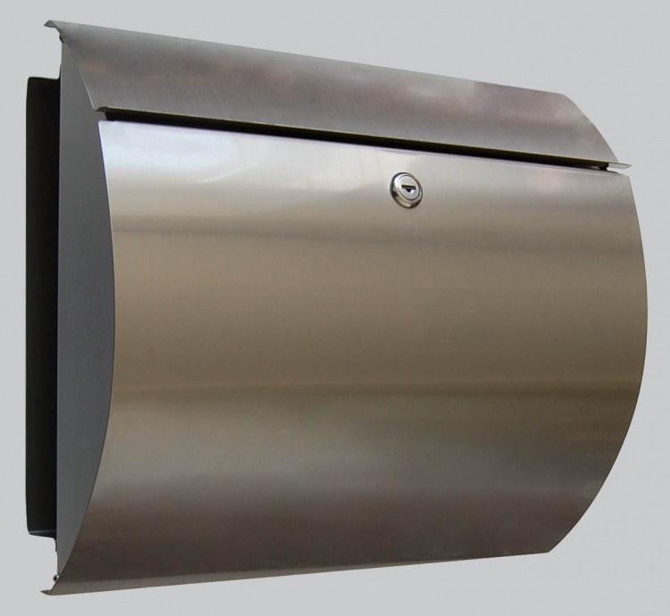 Poštovní schránka ROLAND nerez - Potřeby pro domácnost Schránky, pokladny, skříňky