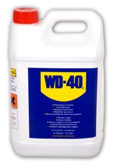 Mazivo univ. WD-40 5l - Potřeby pro domácnost Mazadla, spreje, lepidla