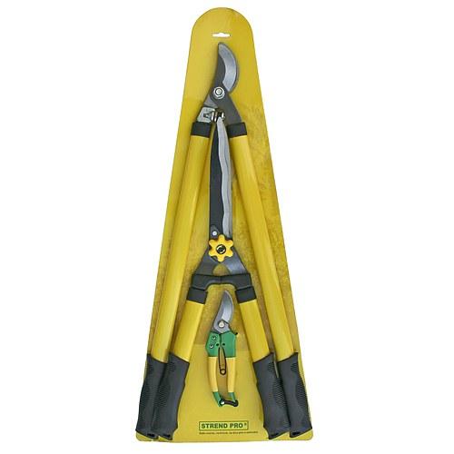 Nůžky KT Set B na živý plot, křoví a větve - Potřeby na zahradu Nářadí