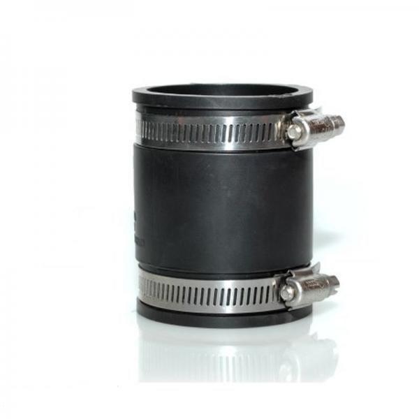 Flexibilní mufna 50mm - Stavba jezírka Tvarovky,fitinky Mufny