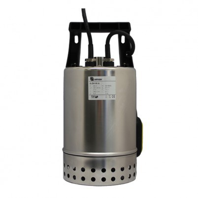 Zehnder Pumpen E-ZW 50-2-kalové ponorné čerpadlo-nerezové - Čerpadla, čerpadlové šachty Čerpadla Zehnder Pumpen Kalová čerpadla