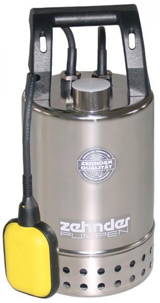Zehnder Pumpen E-ZW 65 A-kalové ponorné čerpadlo-nerezové - Čerpadla, čerpadlové šachty Čerpadla Zehnder Pumpen Kalová čerpadla