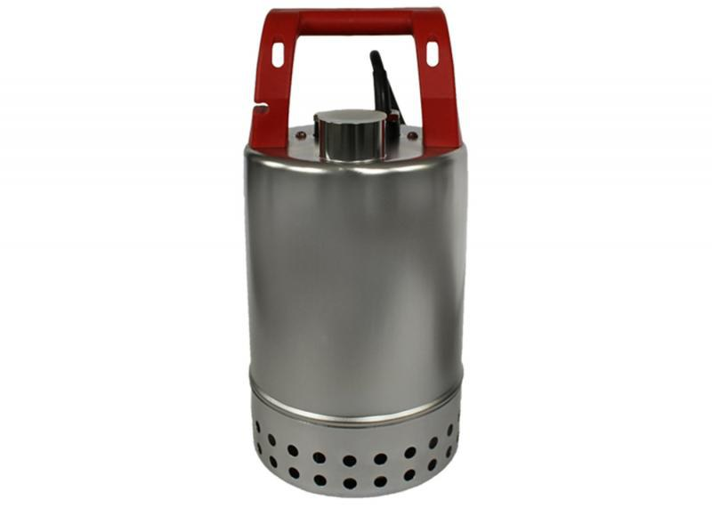 Zehnder Pumpen E-ZWM 65-kalové ponorné čerpadlo-nerezové - Čerpadla, čerpadlové šachty Čerpadla Zehnder Pumpen Kalová čerpadla