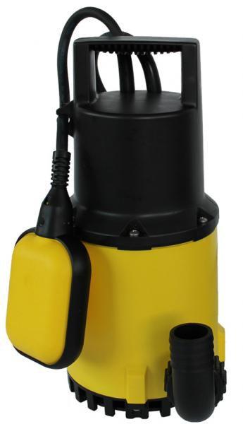 Zehnder Pumpen S-ZPK 35 A-kalové ponorné čerpadlo-plastové - Čerpadla, čerpadlové šachty Čerpadla Zehnder Pumpen Kalová čerpadla