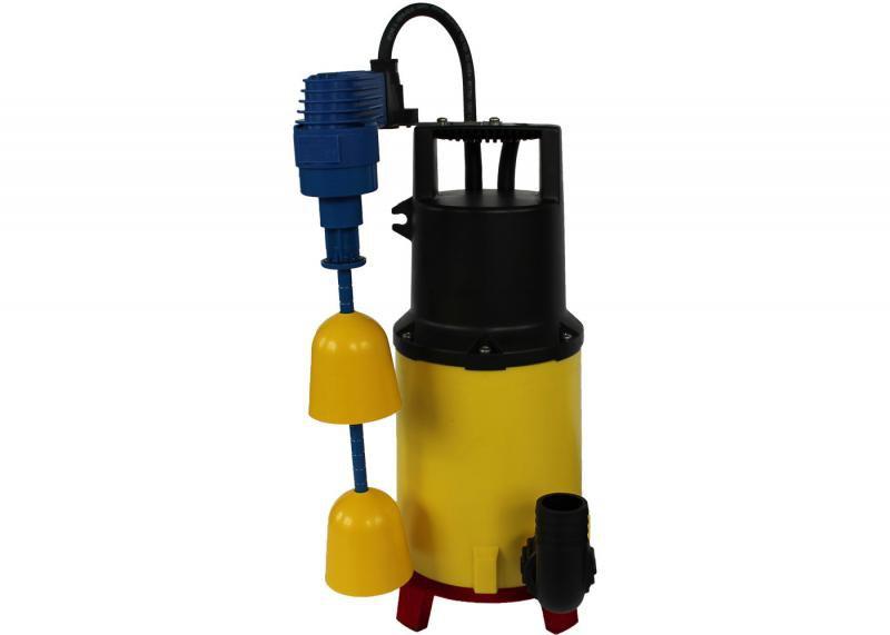 Zehnder Pumpen S-ZPK 40 KS-kalové ponorné čerpadlo-plastové - Čerpadla, čerpadlové šachty Čerpadla Zehnder Pumpen Kalová čerpadla