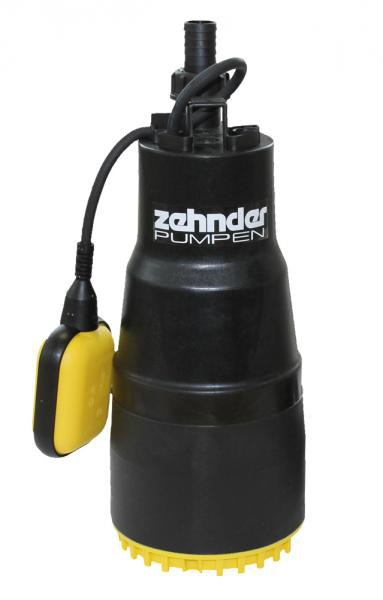 Zehnder Pumpen TDP 800 A-kalové ponorné čerpadlo-tlakové - Čerpadla, čerpadlové šachty Čerpadla Zehnder Pumpen Kalová čerpadla