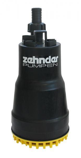 Zehnder Pumpen ZM 280-kalové ponorné čerpadlo-plastové - Čerpadla, čerpadlové šachty Čerpadla Zehnder Pumpen Kalová čerpadla