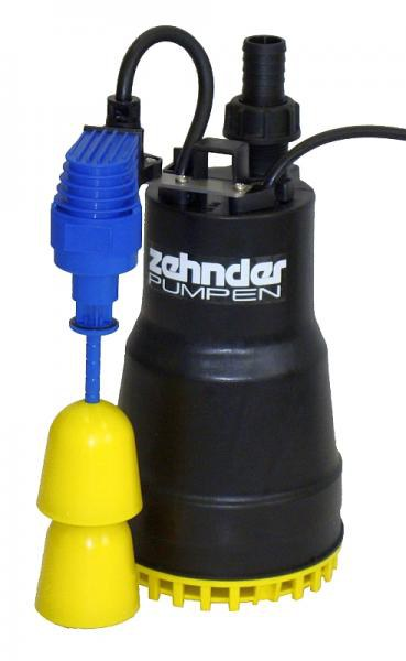 Zehnder Pumpen ZM 280 KS-kalové ponorné čerpadlo-plastové - Čerpadla, čerpadlové šachty Čerpadla Zehnder Pumpen Kalová čerpadla