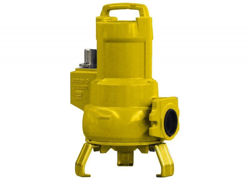 Zehnder Pumpen ZPG 50.4 WA-kalové ponorné čerpadlo-šedá litina - Čerpadla, čerpadlové šachty Čerpadla Zehnder Pumpen Kalová čerpadla
