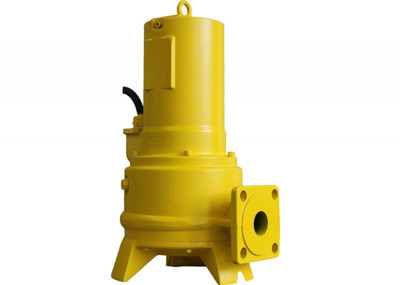 Zehnder Pumpen ZPG 71.1 D-kalové ponorné čerpadlo-šedá litina - Čerpadla, čerpadlové šachty Čerpadla Zehnder Pumpen Kalová čerpadla