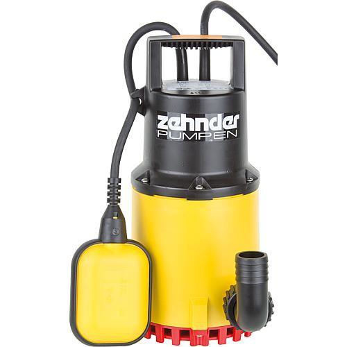 Zehnder Pumpen ZPK 35 A-kalové ponorné čerpadlo-plastové - Čerpadla, čerpadlové šachty Čerpadla Zehnder Pumpen Kalová čerpadla